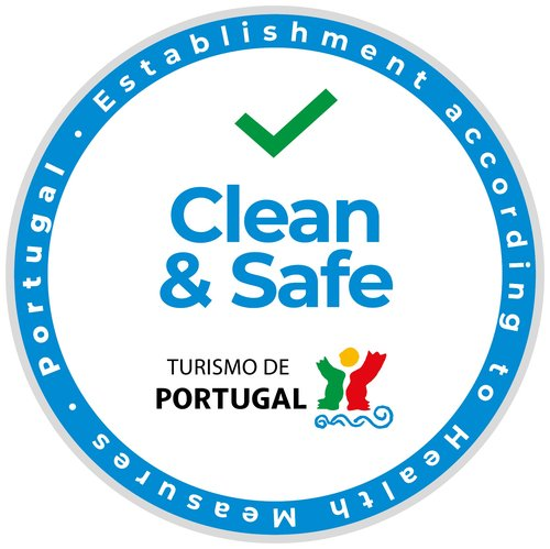 Selo Clean&Safe