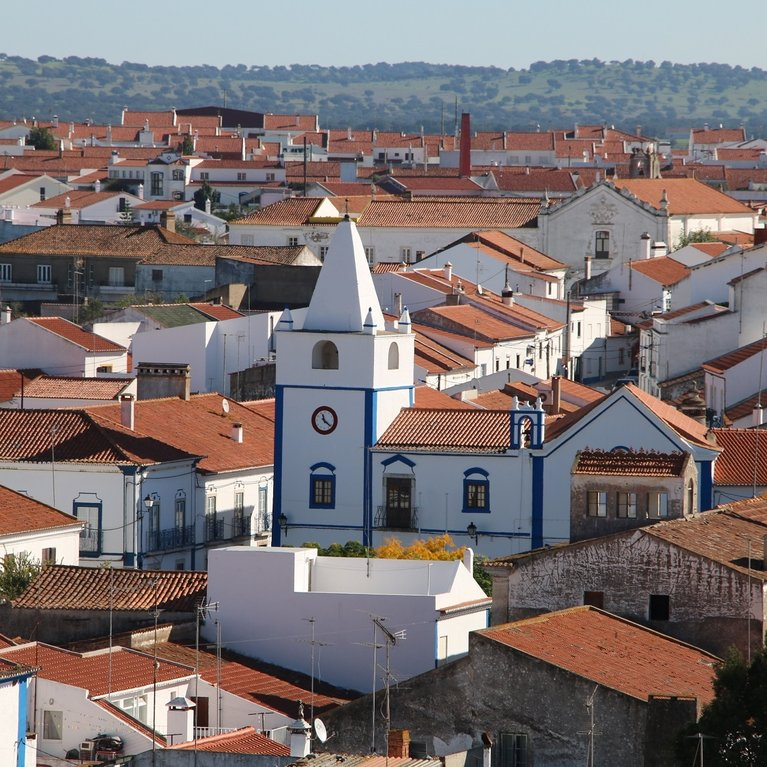 vila do Torrão