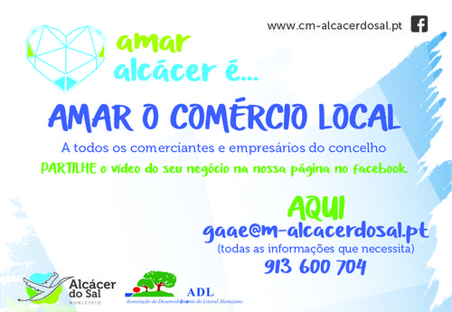 Amar o Comércio Local 2021